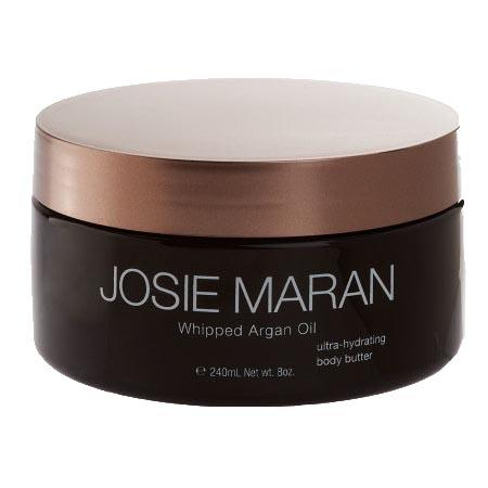 Jose Maran Whipped Moroccan Argan Oil Body Butter Sweet Cranberry ...