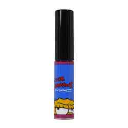 MAC Lipglass Lip Gloss Itchy & Scratchy & Sexy The Simpsons Collection