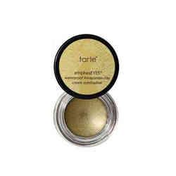Tarte EmphasEYES Waterproof Amazonian Clay Cream Eyeshadow Shimmering Moss Mini