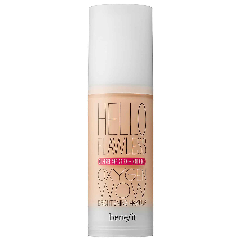 Benefit Hello Flawless Oxygen Wow Brightening Makeup 5ml ...